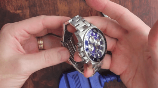 how to resize a watch - the resized watch