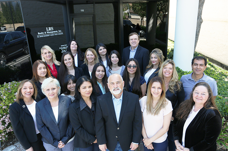 LRS Realty and Management Staff in Chatsworth