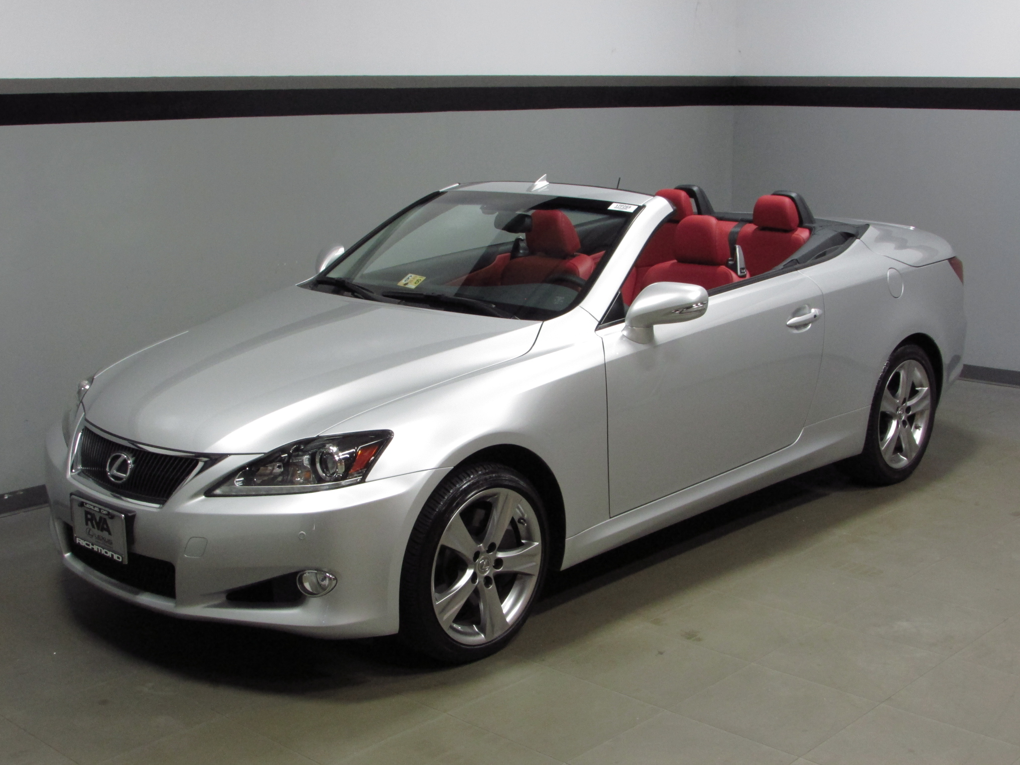 Lexus convertible Archives