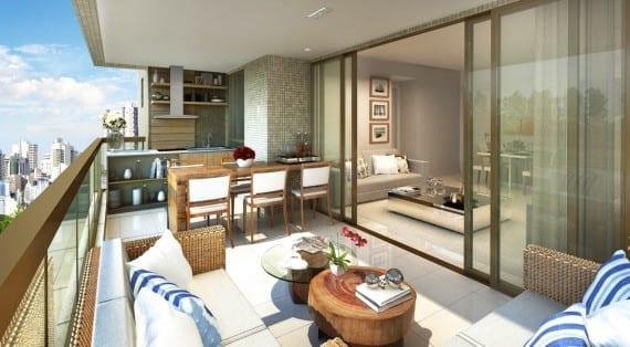 Top Imbu apartamento  venda em Salvador de 3 quartos