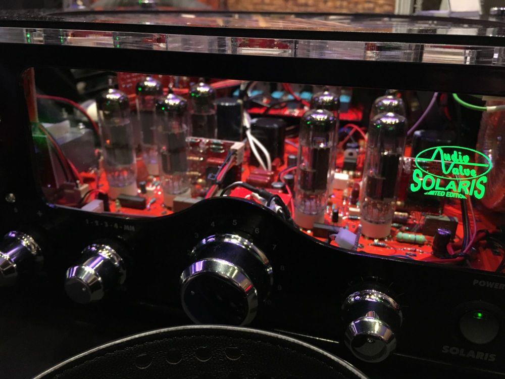 Audio Valve Solaris DAC