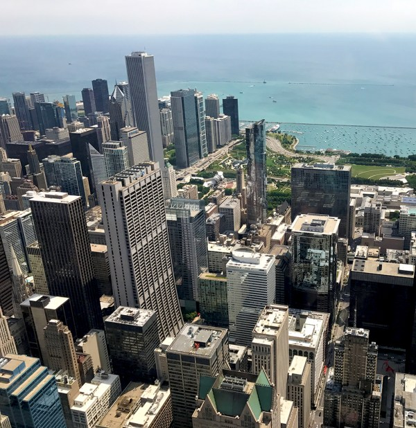Skydeck Chicago And Ledge Willis Tower