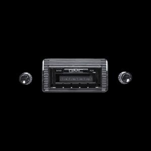 usa250 1947-1953 classic vintage truck radio