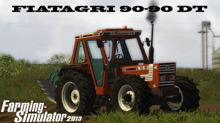 FiatAgri 90 90 DT - LS2013 Mod | Mod for Landwirtschafts Simulator 2013 | LS Portal
