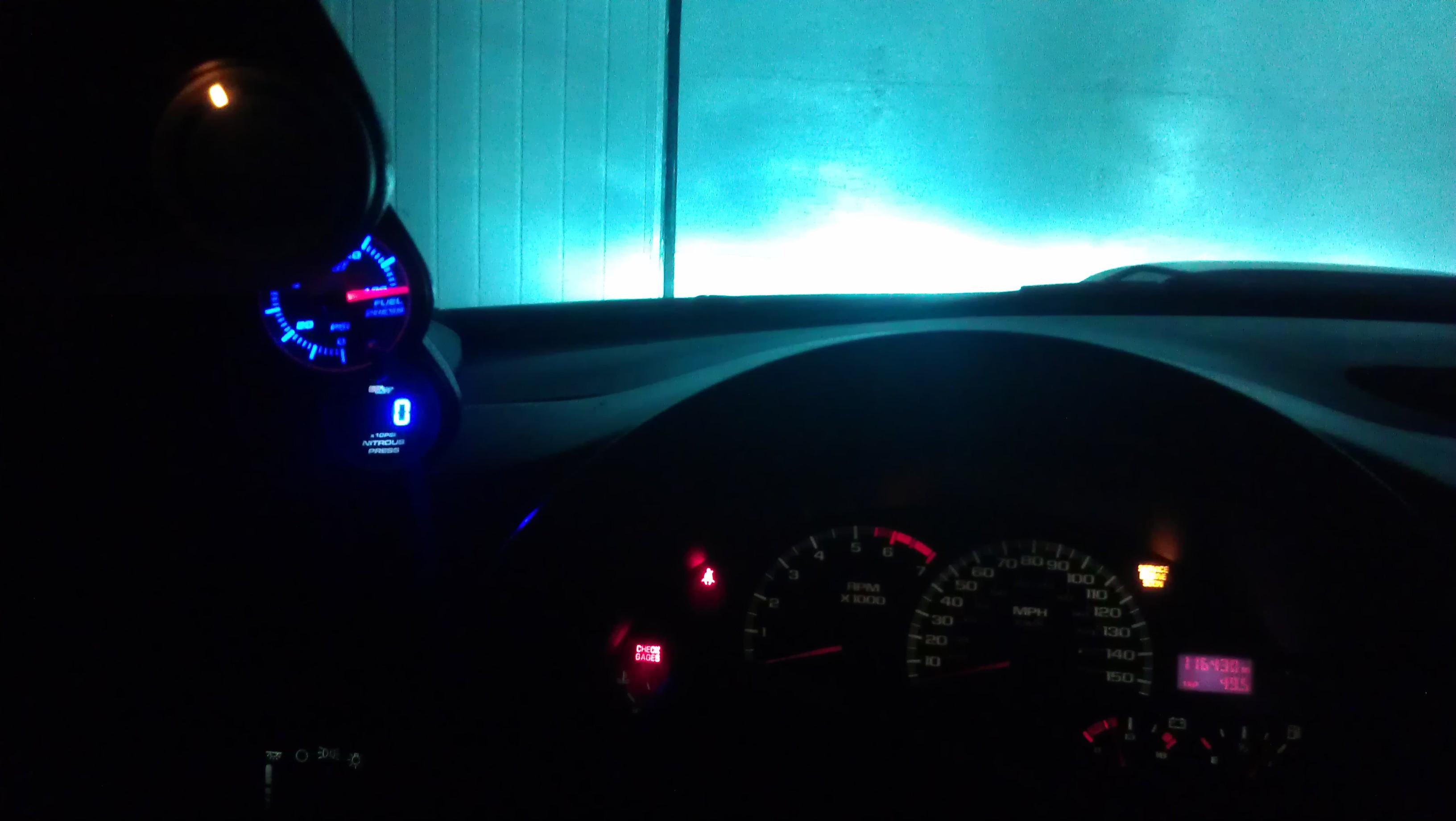 nitrous water temp gauge wiring diagram ford jubilee glowshift fuel and pressure i like it