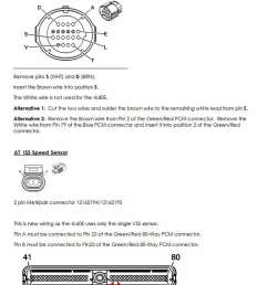this is whats needed for the 4l60e to 4l80e swap page ls swap wiring diagram 3rz swap wiring diagram [ 789 x 1023 Pixel ]