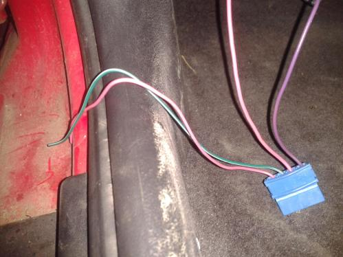 small resolution of confused on backup light nuetral safety m6 to a4 under dash harness wiring