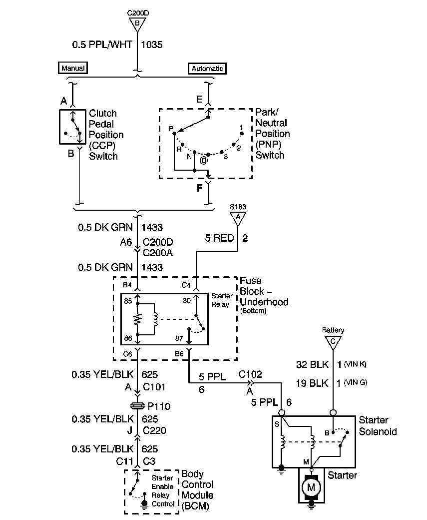 Swap Wiring Diagram