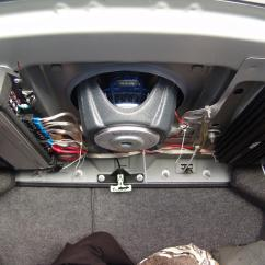 Single Subwoofer Wiring Diagram 2001 Dodge Dakota Ignition Aftermarket And Amp Recommendations Please