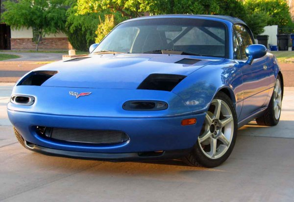 Miata Conversion - Year of Clean Water