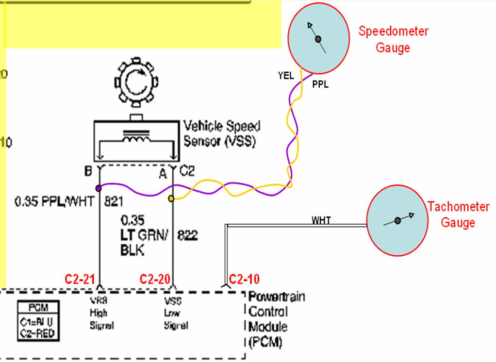 Auto Meter Tach Wiring Diagrams,Meter.Wiring Diagram Images ... on