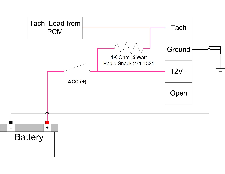 vdo tachometer with hour meter wiring diagram 4 way switch diagrams tach v333906 library thread u2022 teleflex gauges