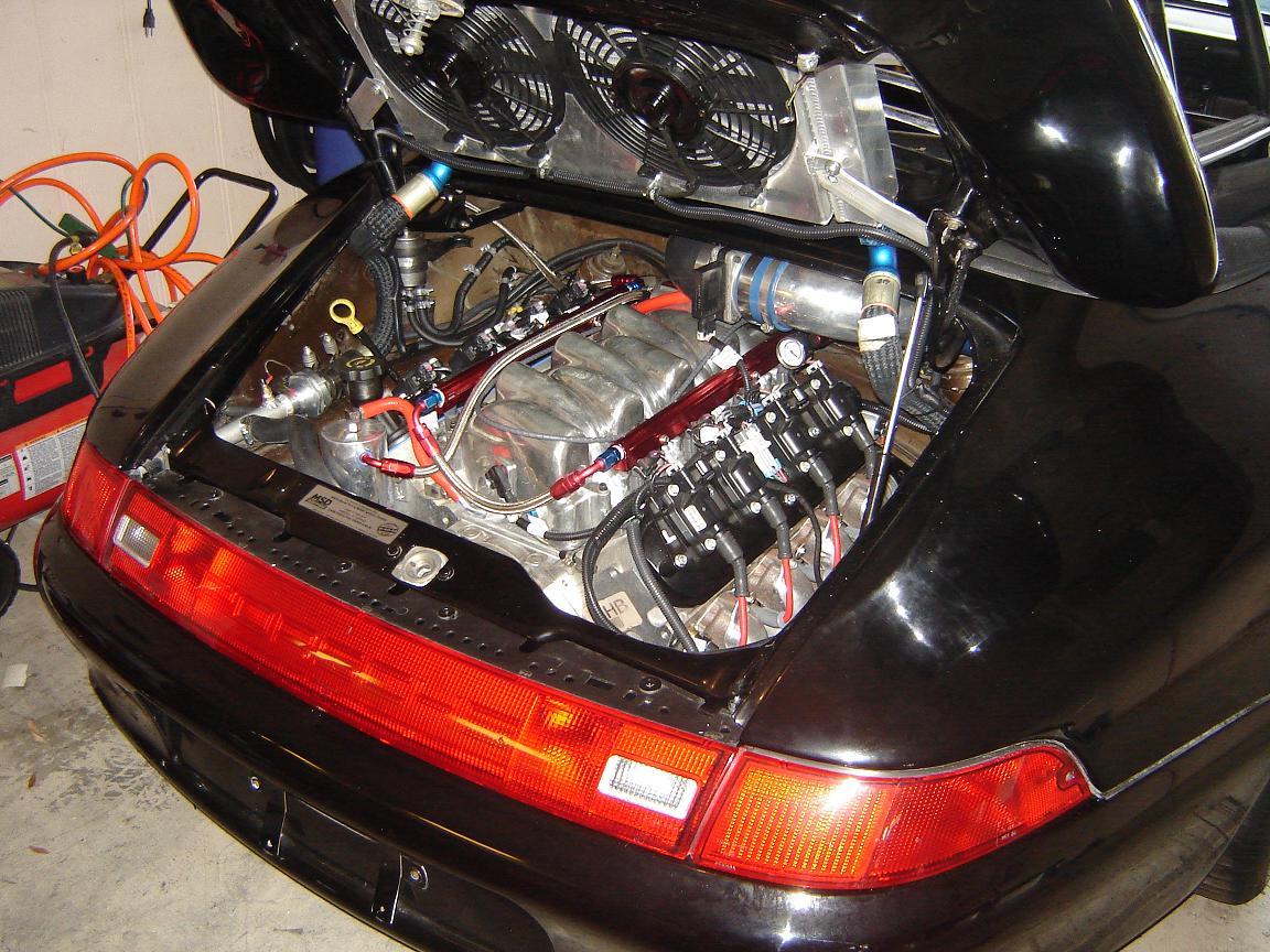 Psi Wire Harness Porsche 911 Ls1 Swap Need Help Ls1tech Camaro And