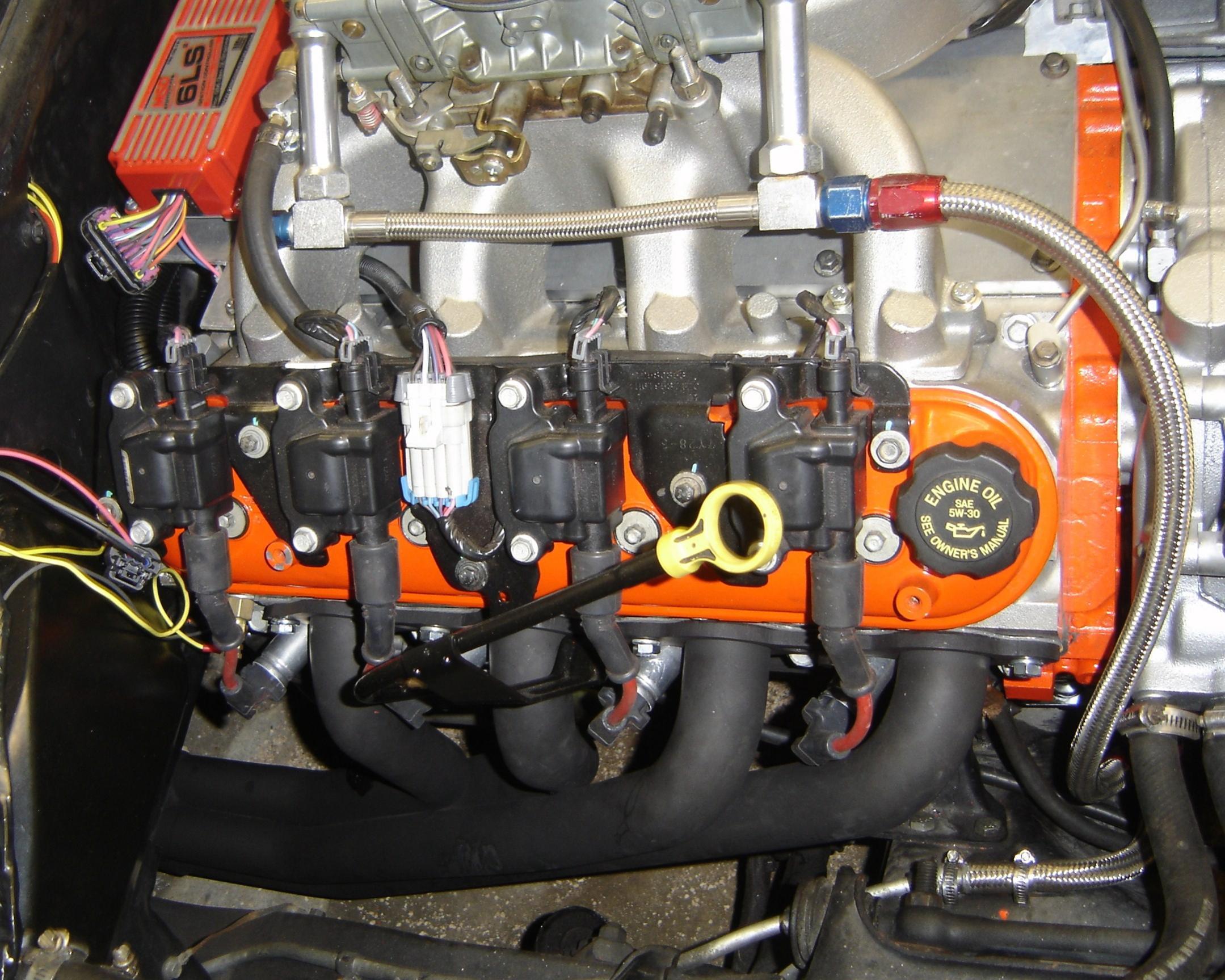 msd 6010 wiring harness 2006 vw jetta radio diagram best library mounting ideas ls1tech camaro and firebird universal ignition