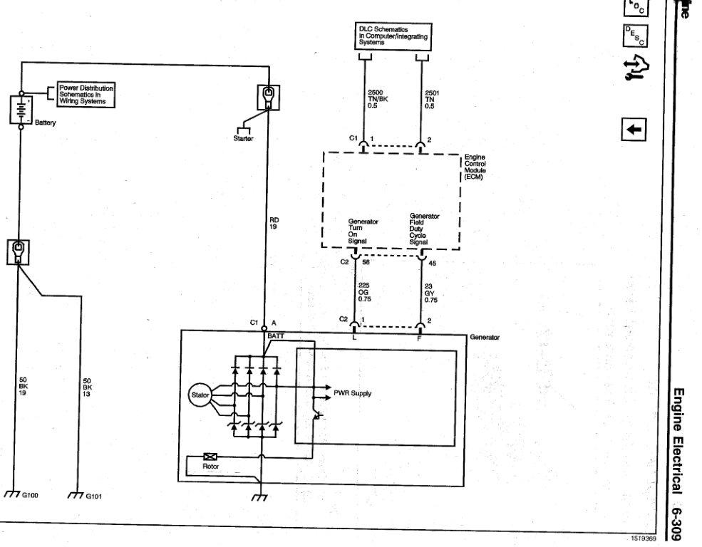 04 Gto Alternator Wiring Diagram : 32 Wiring Diagram