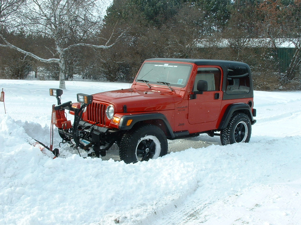hight resolution of jeep yj 5 3l swap completed 98 wrangler snow jpg