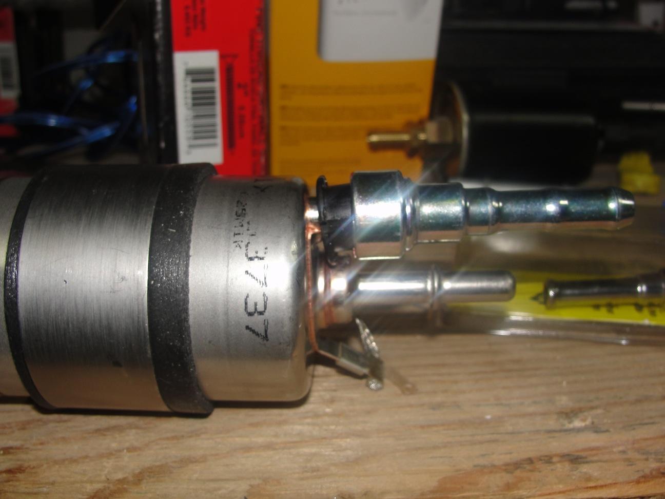 hight resolution of where to find fuel fittings corvette filter regulator amp hardlines dsc00200