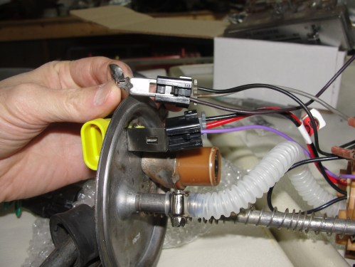 small resolution of racetronix walbro pump kit for impala tank in a body problem installing