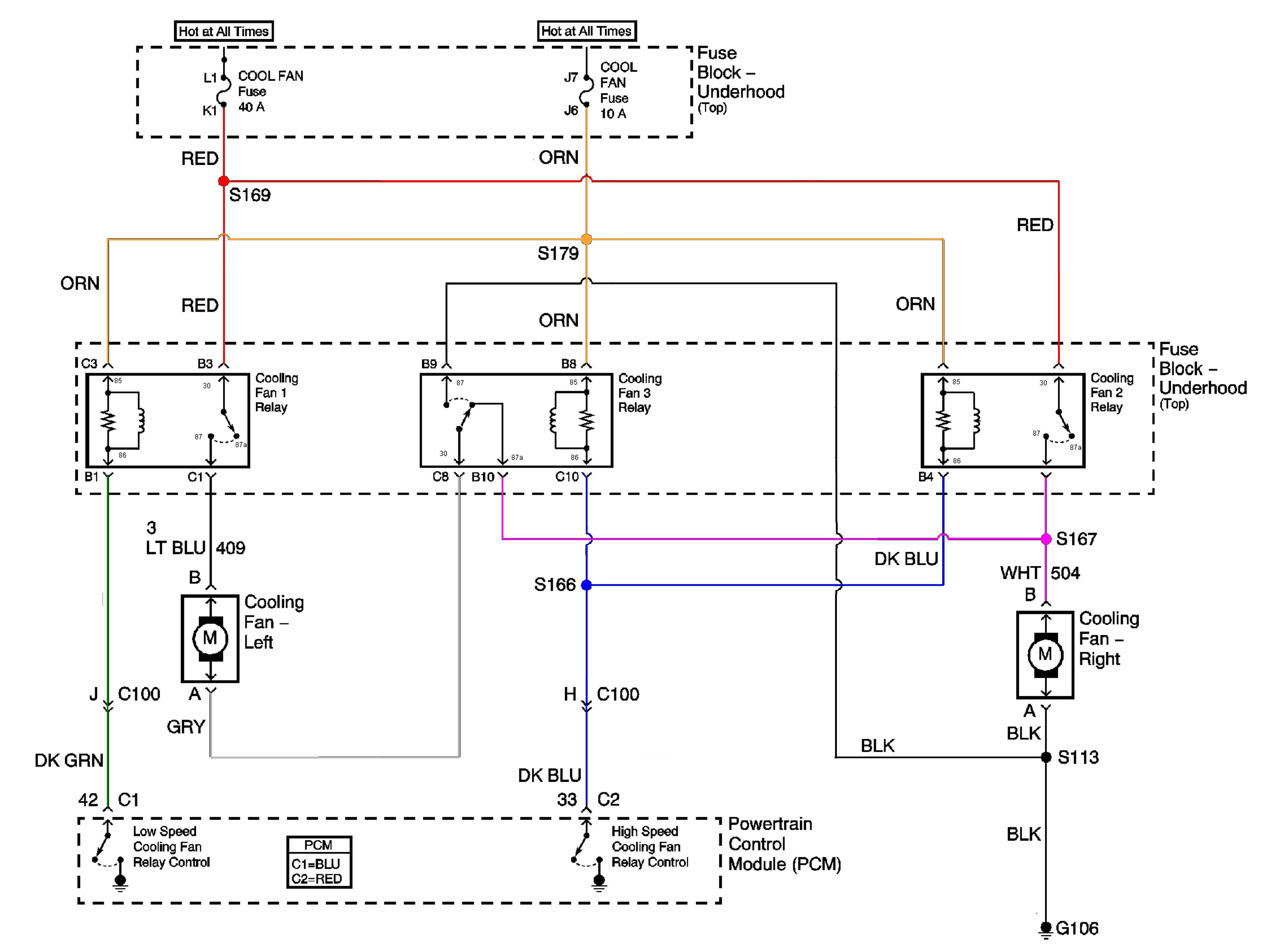 spal thermo fan wiring diagram turn signal intake miata one off the stock pcm and harness ls1tech