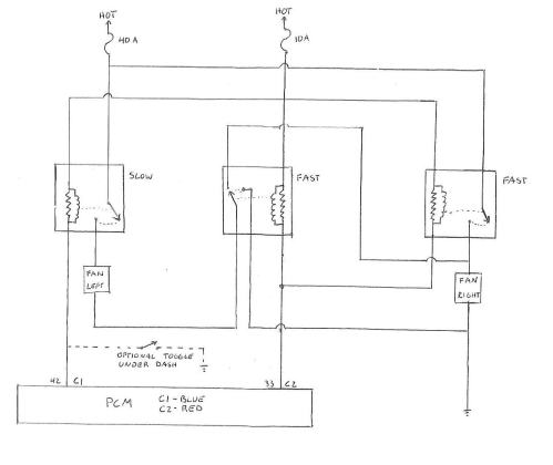 small resolution of 2 speed fan wiring fans jpg