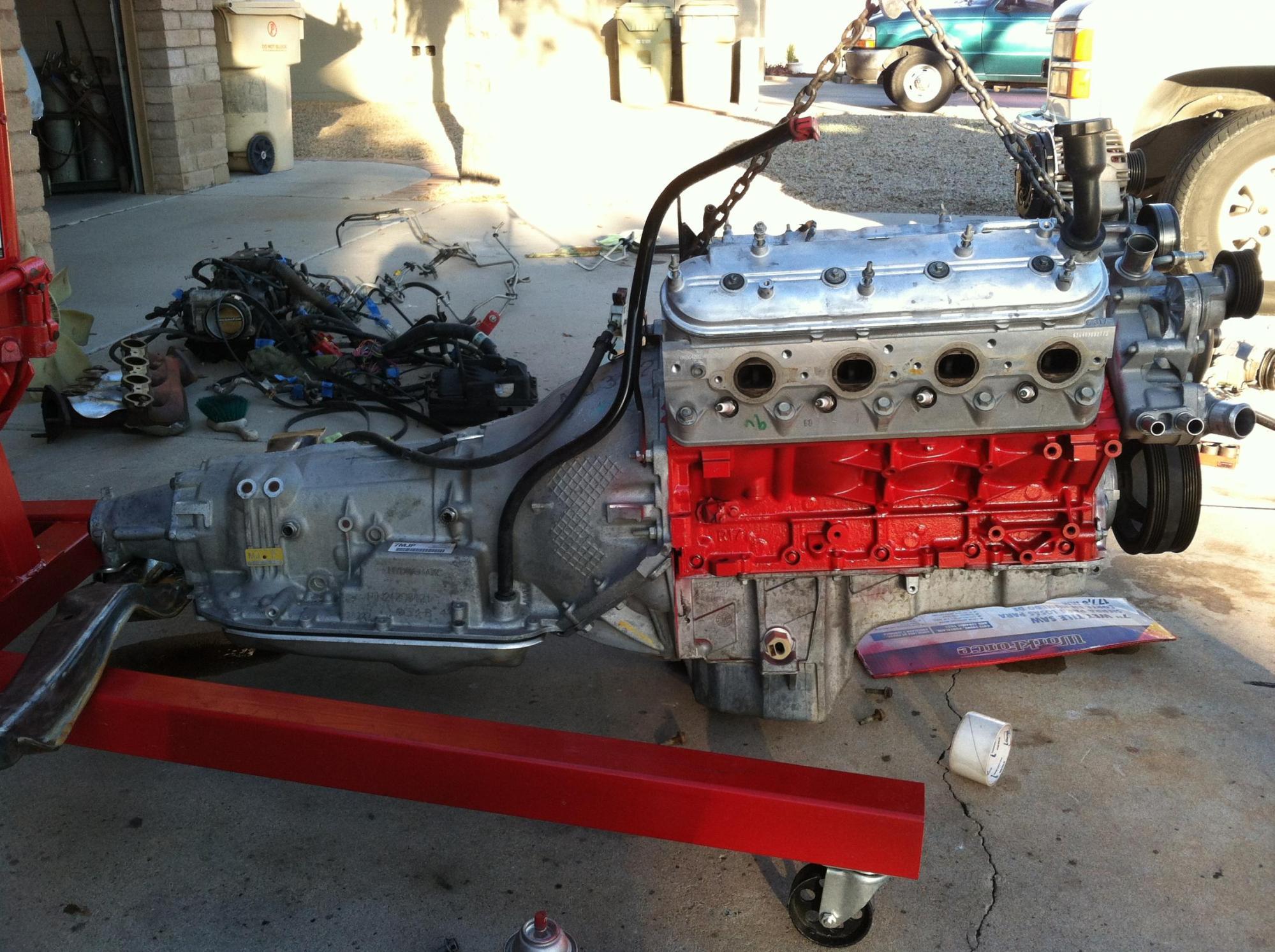 hight resolution of 6 0 lq4 into a 72 buick skylark convertible engine 001 jpg