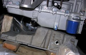 LS7 oil pan pared to Fbody oil pan  LS1TECH