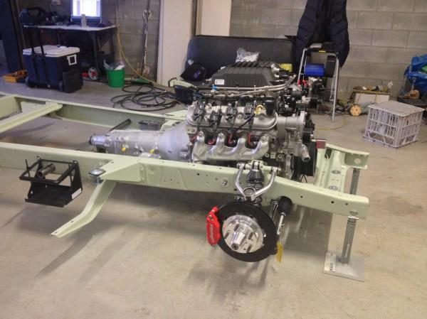 Chevy S10 Ls Swap Headers - Year of Clean Water