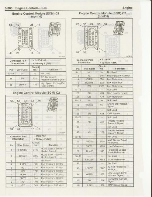 small resolution of 06 gto ls2 stand alone harness not matching gm schematics ls1tech and the matching pinout diagram