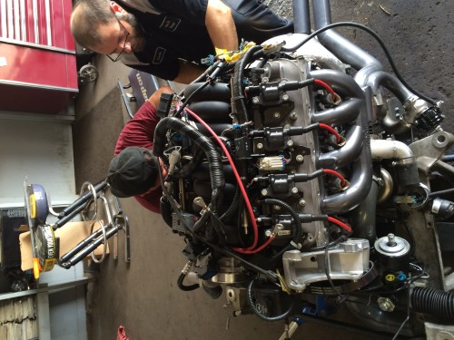 small resolution of worlds first 416 quot ls3 twin turbo in cadillac xlr img 8083 jpg