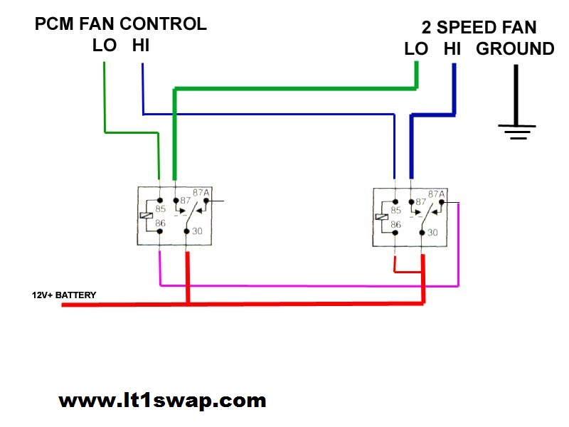 1991 chevy camaro fuse diagram how to read wiring diagrams need help with cooling fans please. - ls1tech and firebird forum discussion