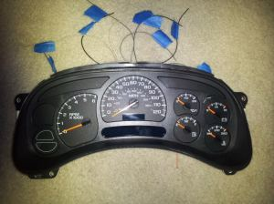 2002 chevy truck cluster pinout  LS1TECH  Camaro and
