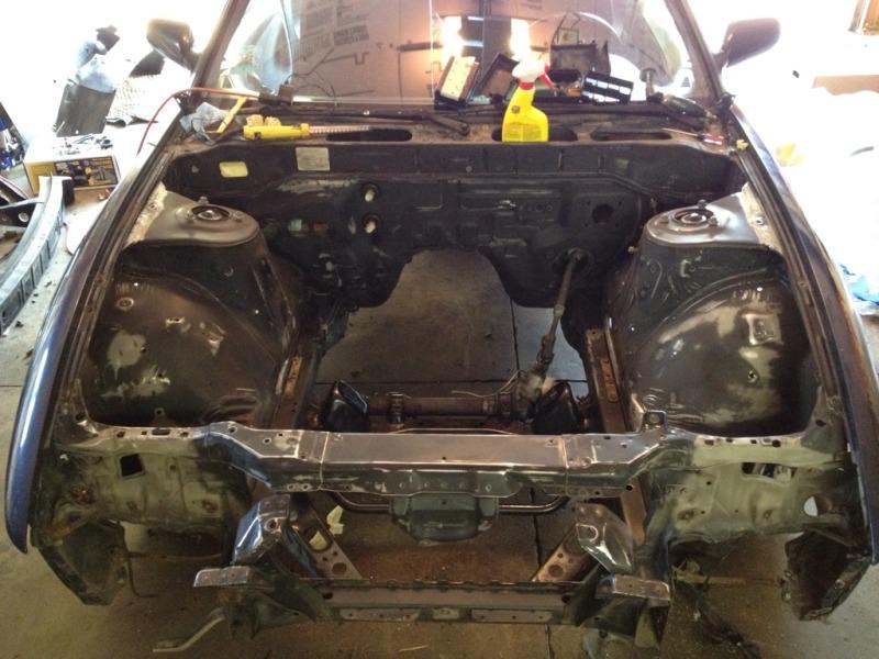 Mins Engine Wiring Harness 93 240sx 5 3l Turbo Build Ls1tech Camaro And