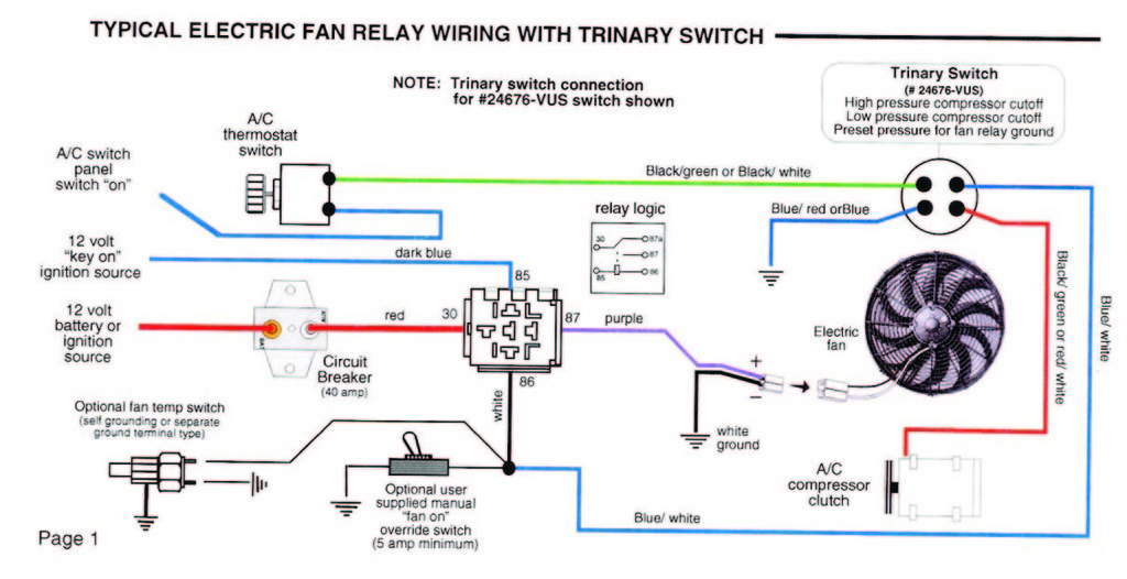 Trinary Switch For AC Question