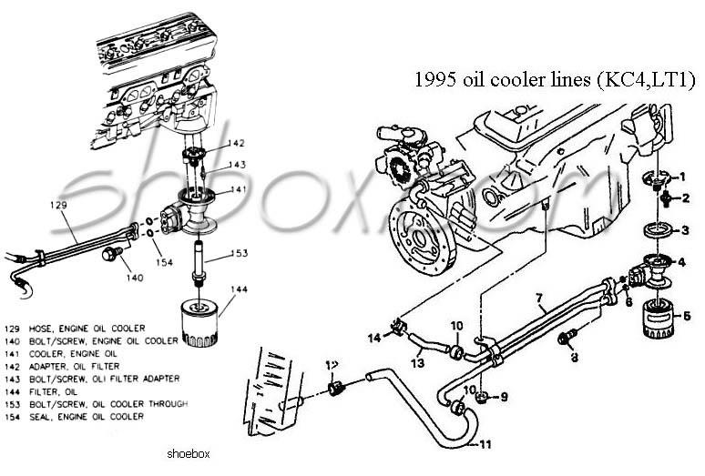 2002 impala engine cooling diagram
