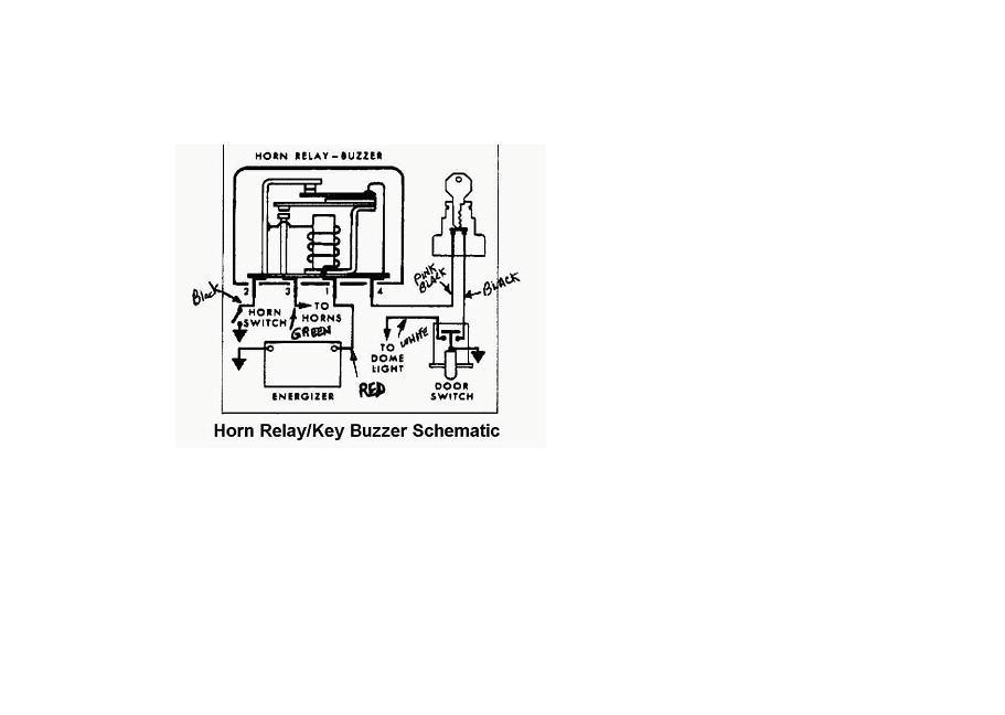 Second Starter Relay Wiring Diagram 69 Camaro Horn Relay Upgrade Ls1tech Camaro And