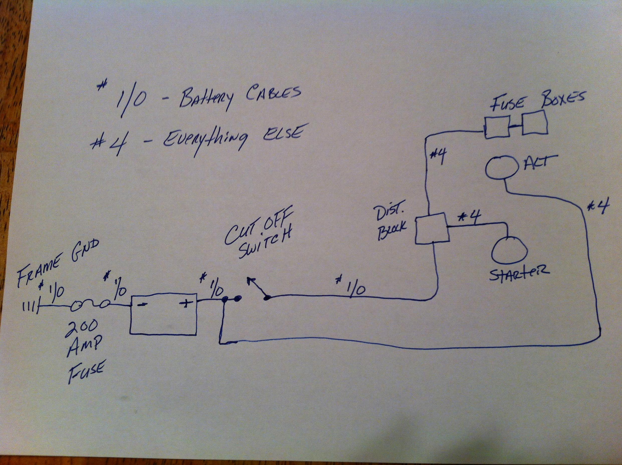 Here S A Wiring Diagram For Reference