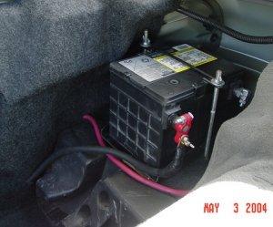 Couple of Battery Box, Kill Switch Q's  LS1TECH