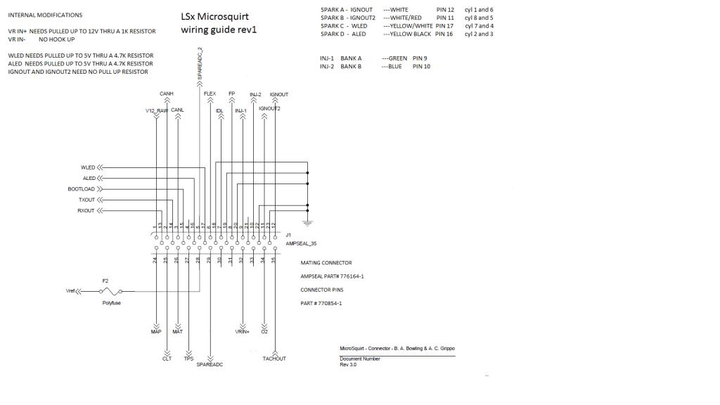 microsquirt lsx wiring diagram