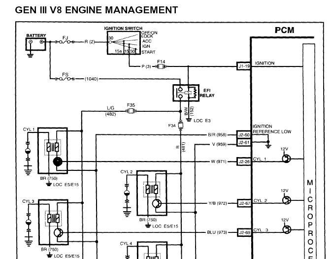 ls1 engine wiring schematic