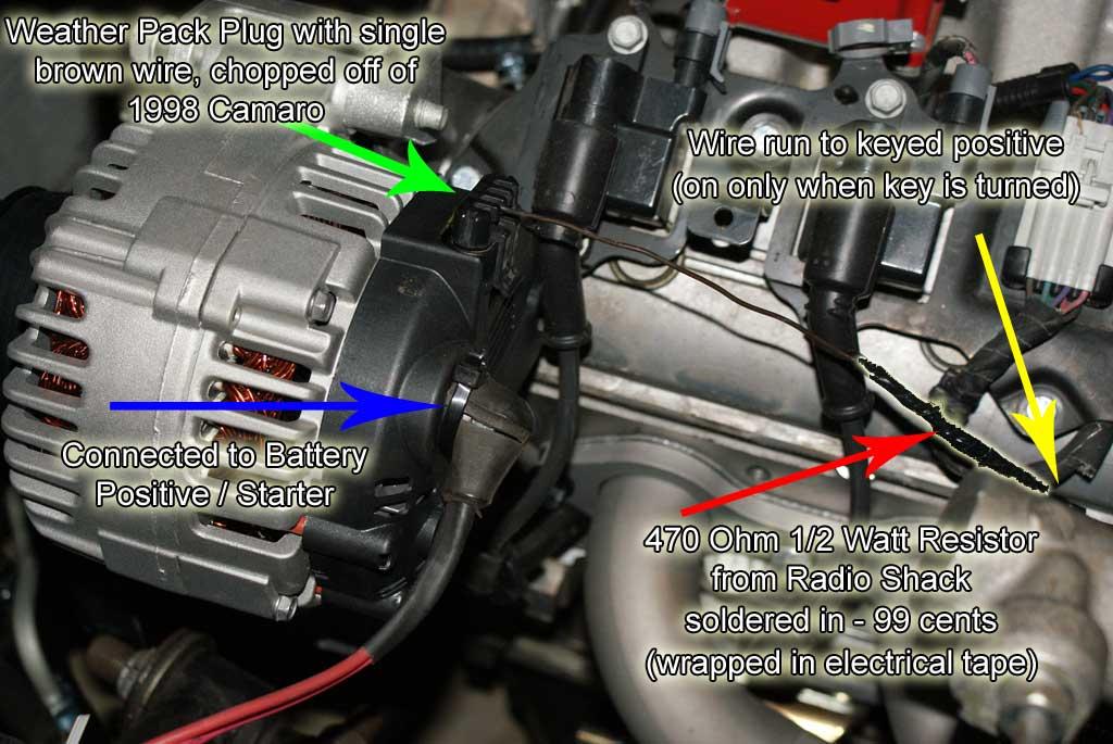 Ls3 Alternator Wiring Diagram