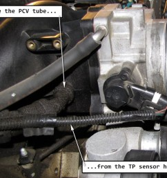 619871d1501356710 diy junkman s engine oil pressure sensor replacement relocation dummies ops37 diy 2003 cadillac cts throttle body wiring  [ 1024 x 768 Pixel ]