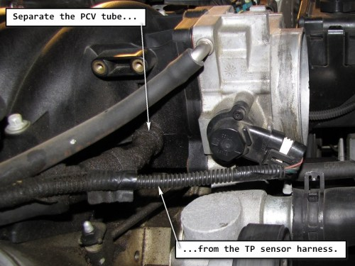 small resolution of 619871d1501356710 diy junkman s engine oil pressure sensor replacement relocation dummies ops37 diy 2003 cadillac cts throttle body wiring