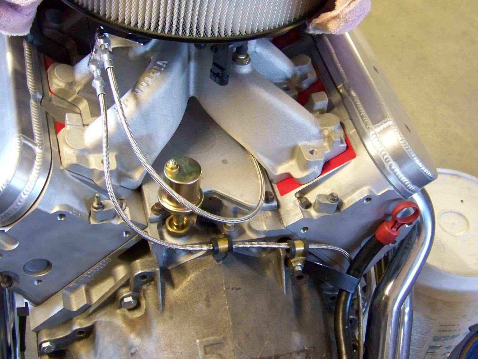 318 Engine Diagram 84 Dodge Carb Intake And Map Sensor Ideas Ls1tech Camaro And
