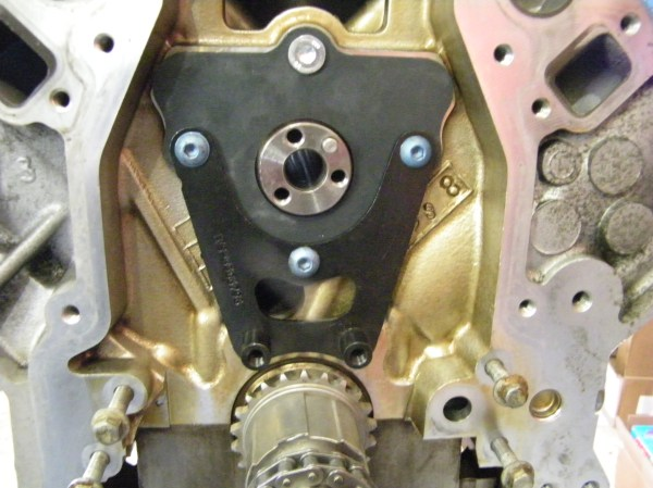 2 Piece Ls1 Timing Chain Cover - Year of Clean Water