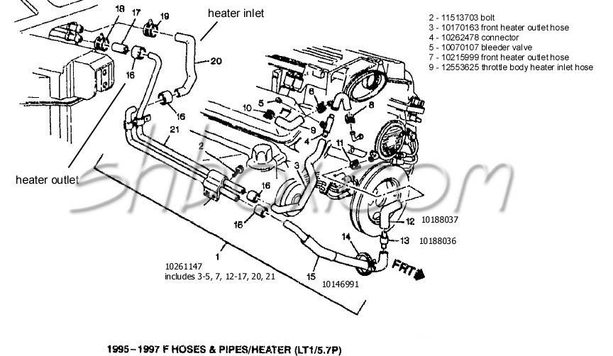 Gm 3400 3 4 V6 Engine, Gm, Free Engine Image For User