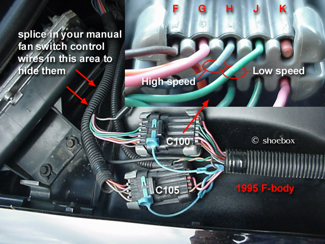 Wiring Diagram Also Cooling Fan Wiring Diagram On Chevy Tpi Wiring