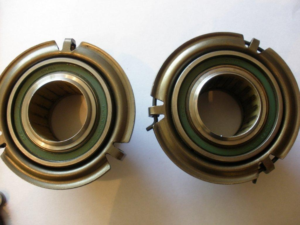 What Throwout Bearing To Use