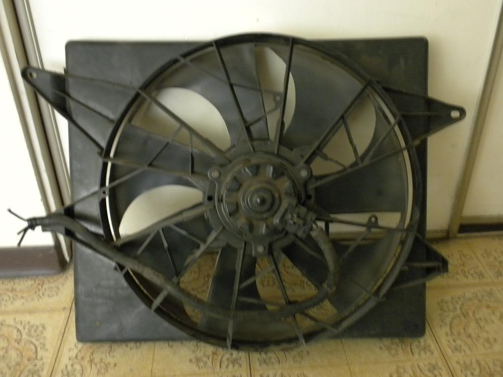 Using Ford Taurus 2speed Fan In 69 Camaro Conversionelecfanwiring