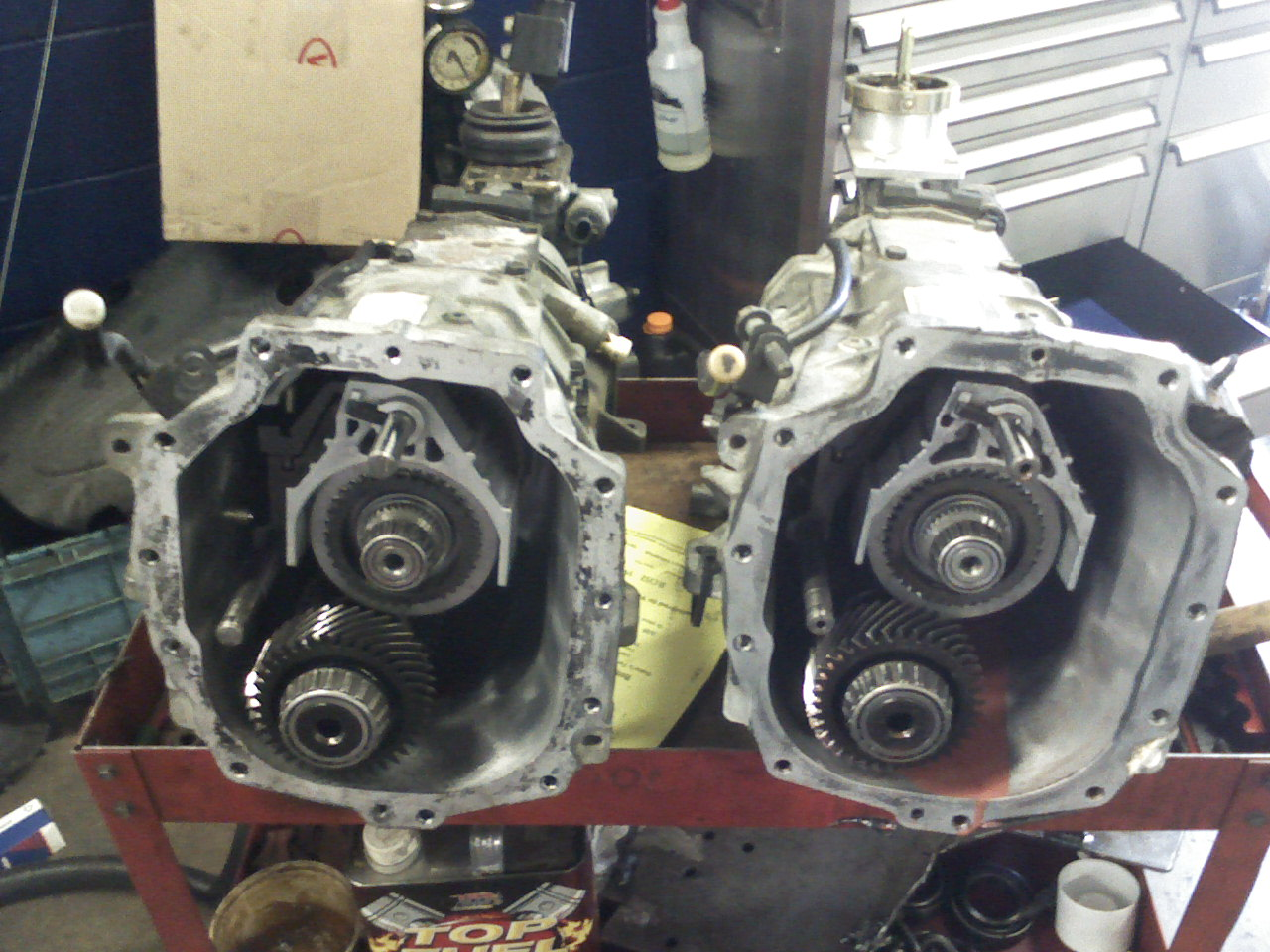 Lt1 T56 To Ls1 T56 With Pictures