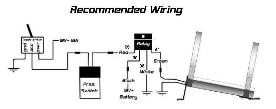 Nitrous Bottle Heater Wiring Diagram : 36 Wiring Diagram